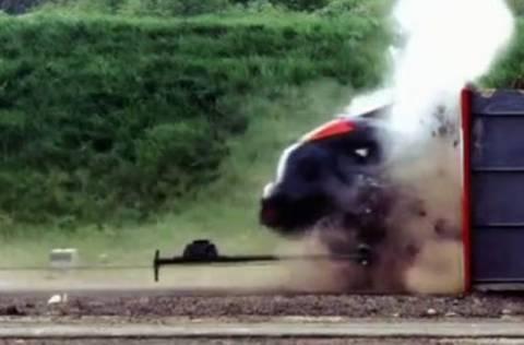 Πείραμα crash test…