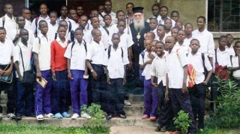 Έλληνας κληρικός ο επόμενος «Γκάντι»