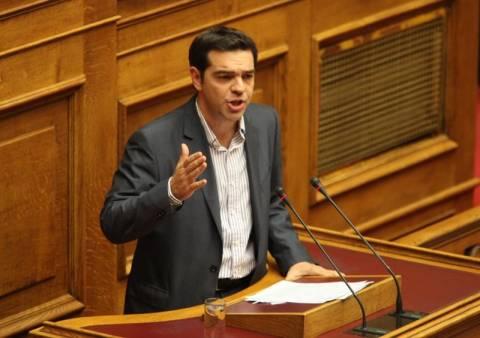 Αλ. Τσίπρας: Να ζητήσει συγνώμη η Μέρκελ