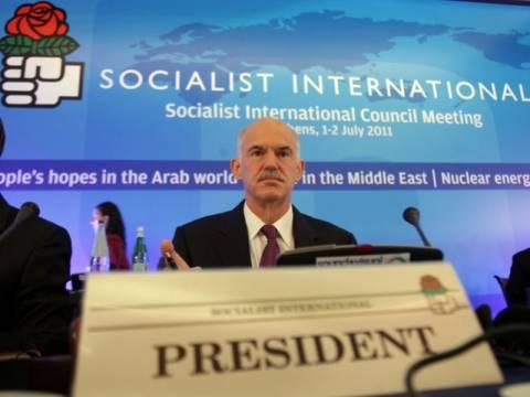 Η Σοσιαλιστική Διεθνής συνεδριάζει στην Κρήτη