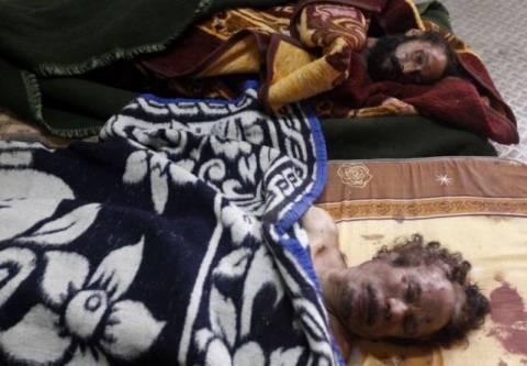 Σήμερα η μυστική ταφή του Καντάφι