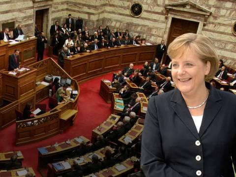 Μόνιμη επιτήρηση της Ελλάδας θέλει η Μέρκελ