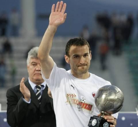 Αντίο στα γήπεδα είπε ο Ν. Νταμπίζας