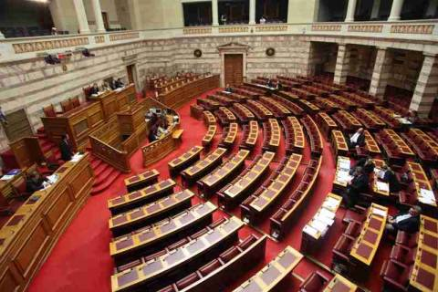 «Κουρεμένος» και ο προϋπολογισμός της Βουλής