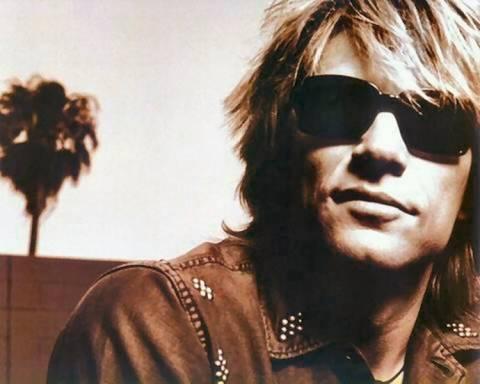 Ο John Bon Jovi στην κουζίνα