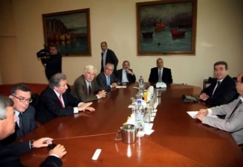 Μ. Χρυσοχοΐδης: «Στόχος η ενίσχυση και η στήριξη της ναυτιλίας»