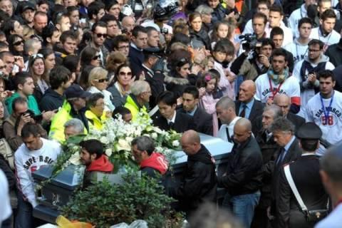 MotoGP: Το τελευταίο αντίο στον Σιμονσέλι