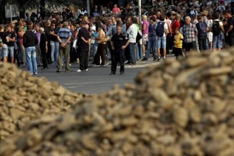 Σχέδια για βίαιη διάλυση των μπλόκων στο βόρειο Κόσσοβο