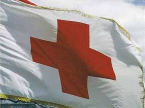 Ο Διεθνής Ερυθρός Σταυρός