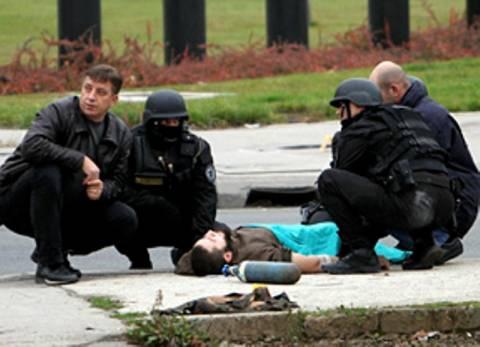 Χωρίς συνεργούς έδρασε ο ένοπλος που επιτέθηκε στην πρεσβεία των ΗΠΑ