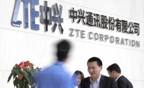 H κινέζική ZTE είναι Νο4 στον κόσμο!