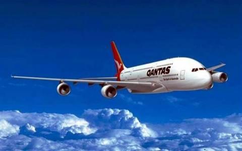 Διεξάγονται κανονικά οι πτήσεις της Qantas