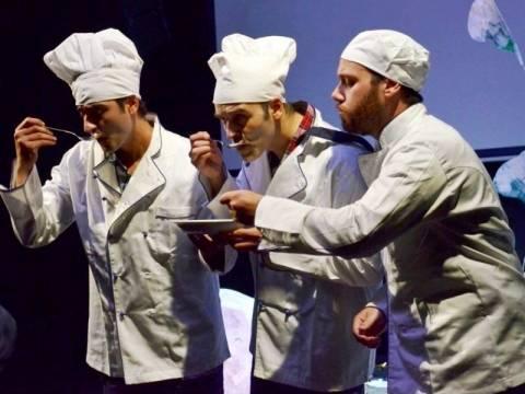 Μια παιδική «Ψαρόσουπα» στο «Ρυθμός Stage»