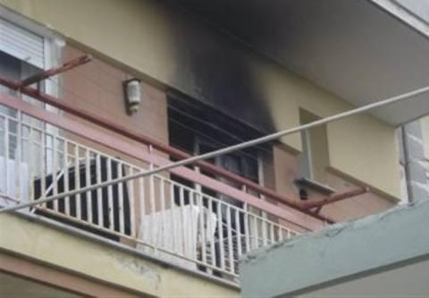Πυρκαγιά σε διαμέρισμα στη Ν. Σμύρνη