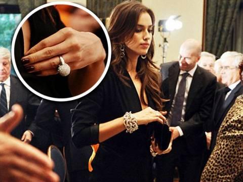 Το..διαμάντι της «καυτής» Ιρίνα Σάγιακ!