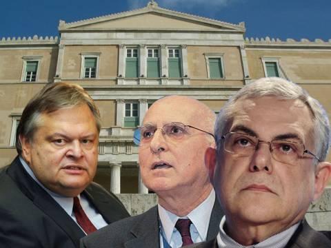 Οι τρεις της νέας κυβέρνησης