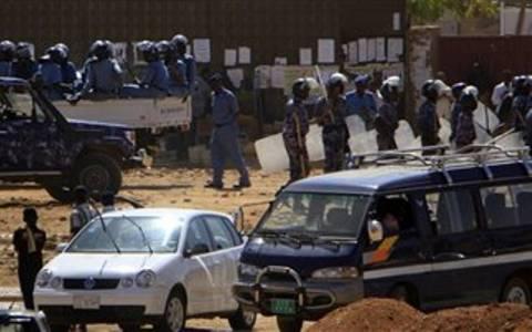 Κυανόκρανος σκοτώθηκε στο Σουδάν