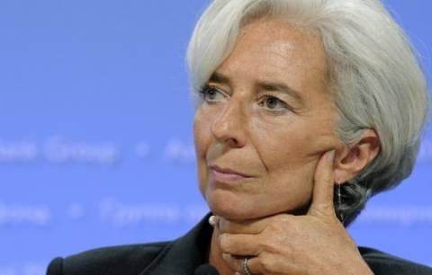 Λαγκάρτ: Αυξημένοι οι κίνδυνοι επιβράδυνσης της οικονομίας