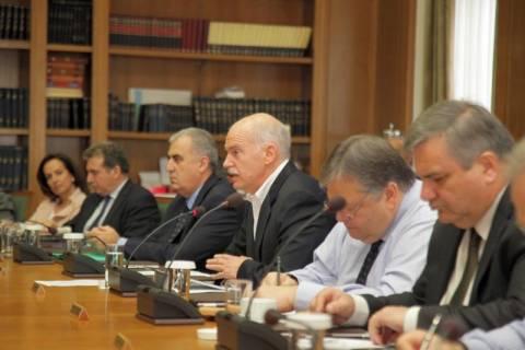 Γ. Παπανδρέου: Υπάρχουν «κόκκινες γραμμές» στις συζητήσεις