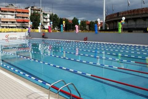 «Λουκέτο» στο κολυμβητήριο Τούμπας
