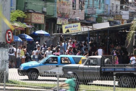 Βραζιλία: Στα χέρια της αστυνομίας βαρόνος των ναρκωτικών
