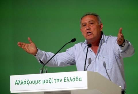 Γ. Παναγιωτακόπουλος: Κατ' εξοχήν υπεύθυνος ο Παπανδρέου