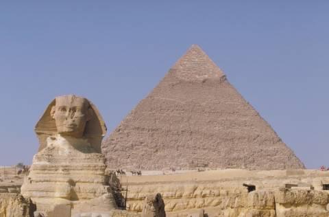 Κλειστή σήμερα η πυραμίδα του Χέοπα λόγω... 11/11/11