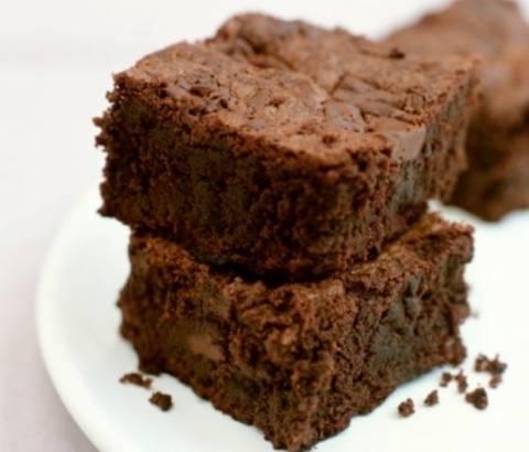 Το πιο γρήγορο brownies