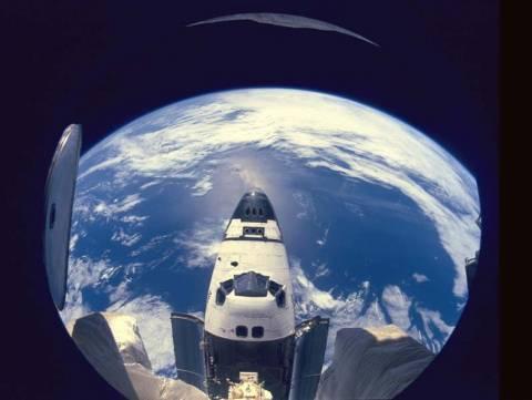 Ξεκίνησε η αποστολή αστροναυτών στο Διεθνή Διαστημικό Σταθμό