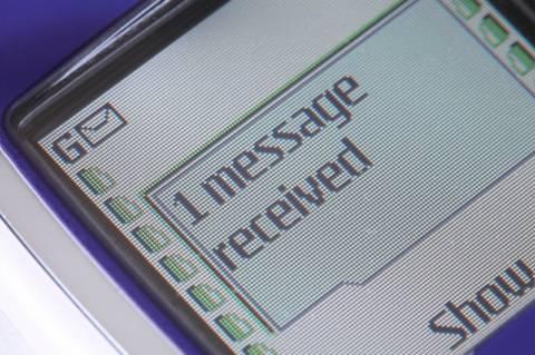 Δικογραφία σε 41χρονο για διασπορά ψευδών sms