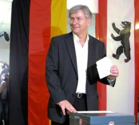 Κυβέρνηση συμμαχίας SPD-CDU υπό τον  Βόβεραϊτ