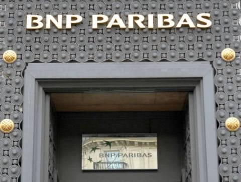 Aποχωρεί από την Ελλάδα η BNP Paribas