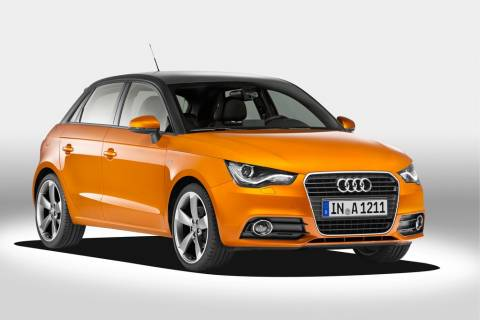 Το Audi A1 γίνεται πεντάπορτο