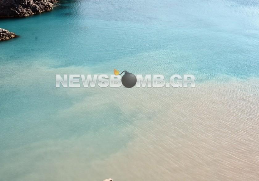 H «S&B» νεκρώνει τη θάλασσα της Μήλου