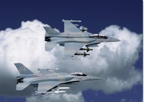Ολοκληρώθηκαν οι αεροπορικές ασκήσεις Ελλάδας-Ισραήλ