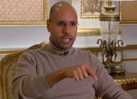 Αντιμέτωπος με την θανατική ποινή ο Σαΐφ Καντάφι