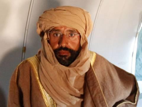 O Σάιφ αλ Ισλάμ Καντάφι δε θα εκδοθεί στο ΔΠΔ