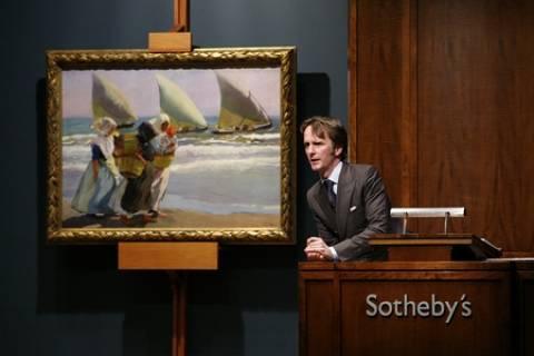 Τέσσερις Έλληνες ζωγράφοι εντυπωσίασαν στο Λονδίνο