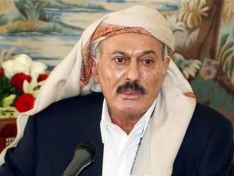 Στη Σαουδική Αραβία ο Σάλεχ για τη μεταβίβαση της εξουσίας