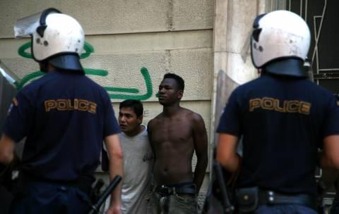 Δεκάδες συλλήψεις από «σκούπα» της ΕΛ.ΑΣ.