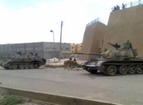 Συρία:Βομβάρδισαν κρησφύγετα λιποτακτών του στρατού