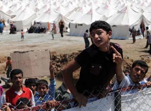 Γαλλική έκκληση για ανθρωπιστική βοήθεια στη Συρία
