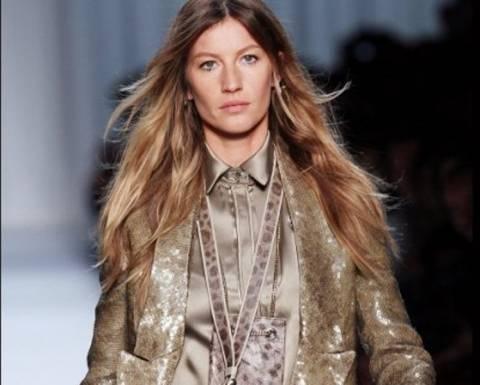 Η Gisele στη νέα καμπάνια Givenchy;