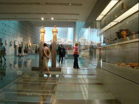 Ανοιχτά το Σαββατοκύριακο μουσεία και αρχαιολογικοί χώροι