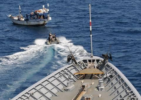Πειρατές ελευθέρωσαν ιταλικό πλοίο