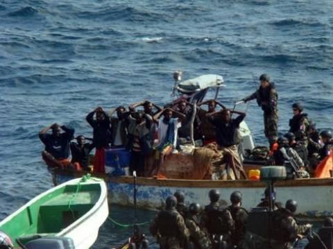 Ελεύθερο το Ιταλικό πλοίο που είχαν καταλάβει πειρατές