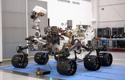 Εκτοξεύθηκε το Curiosity της NASA με προορισμό τον Άρη