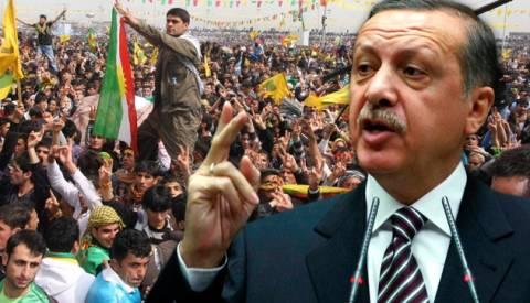 Οι λεονταρισμοί Ερντογάν «μπούμερανγκ» για το κουρδικό