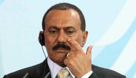 Επέστρεψε στην Υεμένη ο Σάλεχ