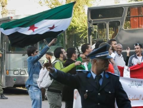 H Συρία καλείται να δεχθεί παρατηρητές του Αραβικού Συνδέσμου